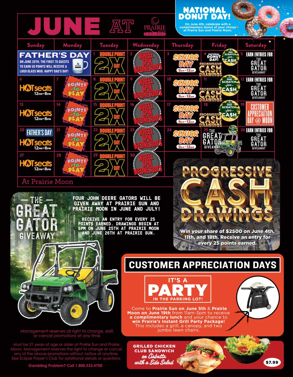Welcome to Prairie Moon Casino – Oklahoma Casinos